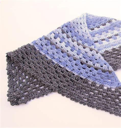 free pattern easy crochet triangle shawl basic crochet triangle shawl pattern dancox for