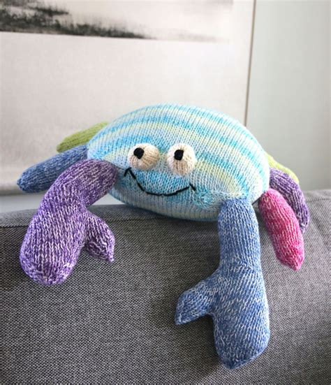 Ooh Crab New Pattern Out Now Mumpitz Design