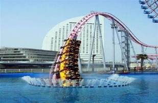 World Dubai Roller Coaster Dubai Roller Coaster Ride Browse Info On Dubai Roller