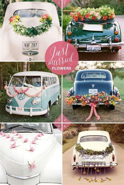 Car Decor by Best 25 Wedding Car Decorations Ideas On Car