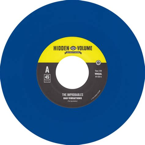 Oakley Garage Rock Grey Transparant the improbables bad vibrations colored vinyl