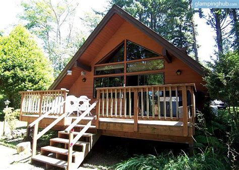 cabin near redwood national park vacation