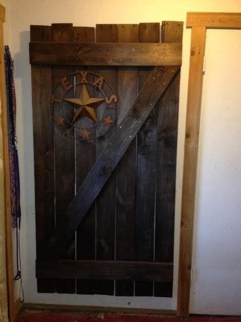 Pallet Barn Door Barn Door Made From Pallets Pallet Deco By Don Pallets Barns And Barn Doors