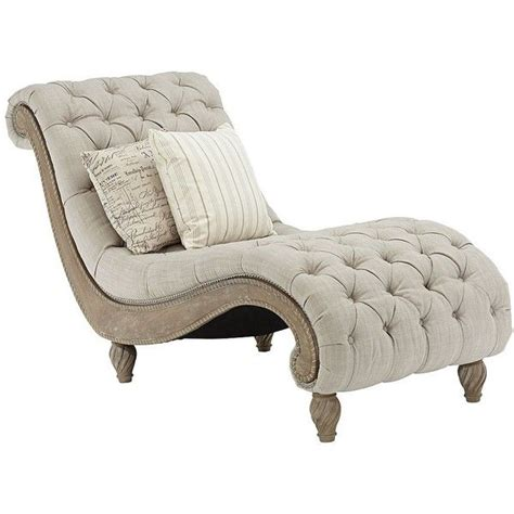 dinah chaise universal lighting and decor dinah linen flore chaise
