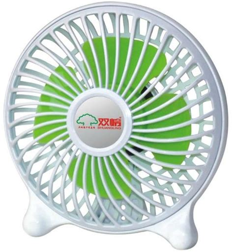 Kipas Charger Iso Usb 4 Inch Mini Green Fan For End 10 22 2018 10 18 Pm