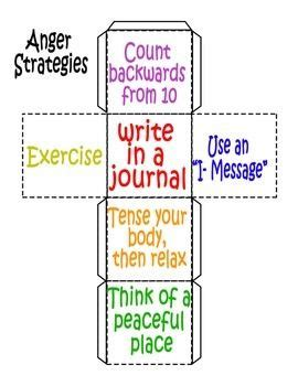 design management activities design a cube school counselor s set cube template and