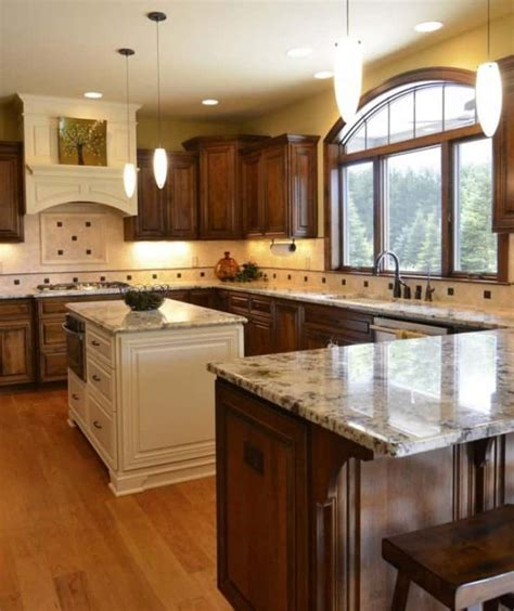u shaped kitchen designs with island best u shaped kitchen design decoration ideas