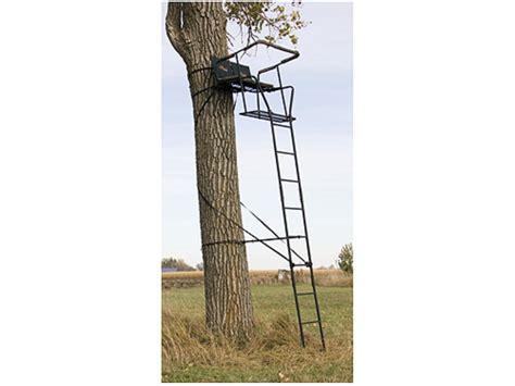 big treestands big treestands the big buddy ladder treestand mpn cr4800 s