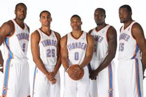 Okc thunder preview 2013 14 starting lineup roster predictions team