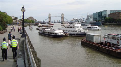 thames river today bbc news in pictures london s floating park along the
