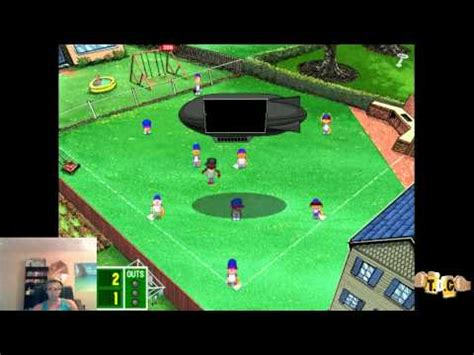backyard baseball 2001 backyard baseball 2001 cast youtube