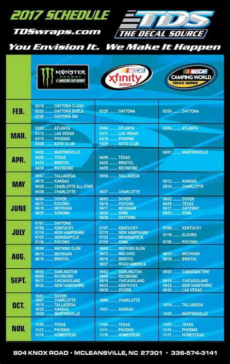 printable nascar schedule search results for nascar 2015 schedule printable