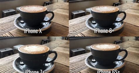 iphone    camera  generations compared digital trends
