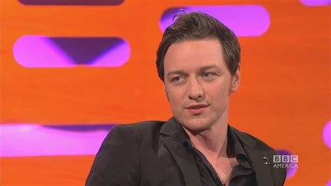james mcavoy on graham norton show james mcavoy buff and flatulent the graham norton show