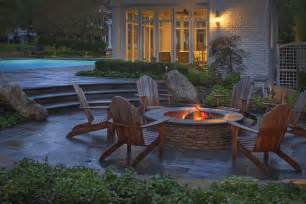 backyard firepit new backyard landscaping information offers design ideas