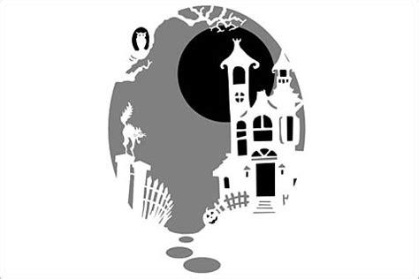 printable haunted house pumpkin stencils best photos of haunted house pumpkin templates printable
