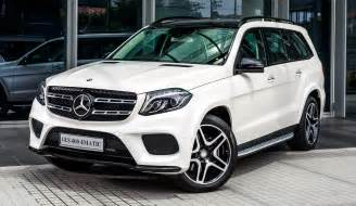 Mercedes Suv 4matic Mercedes Gls 400 4matic Launched Rm889k