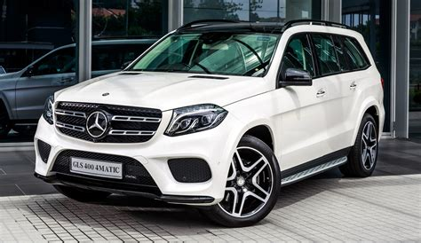 Bm 2017 by Mercedes Benz Gls 400 4matic Launched Rm889k
