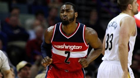 john wall bench press pierce wall help wizards end three game skid with win