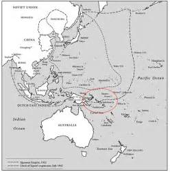 World War 2 Blank Map by Map Of Pacific Theatre Nzhistory New Zealand History Online