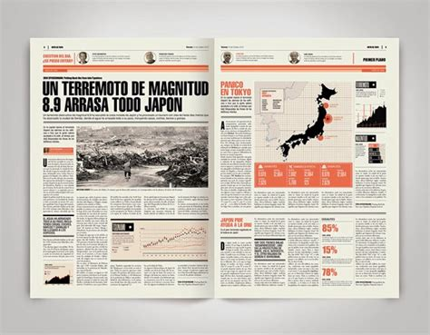layout newspaper program 7 creative newspaper layout design ideas agus mulyadi design