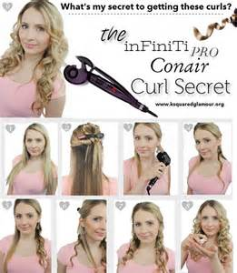 curl hairstyling techniques hair tutorial fabulous curls with the infiniti pro