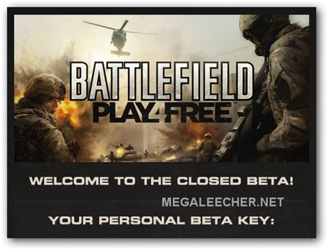 free beta for much awaited upcoming battlefield play4free megaleecher net