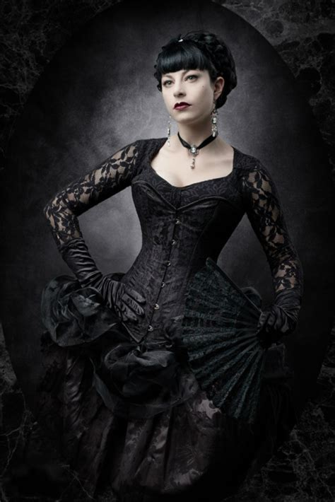 victorian gothic devilinspired gothic victorian dresses december 2012