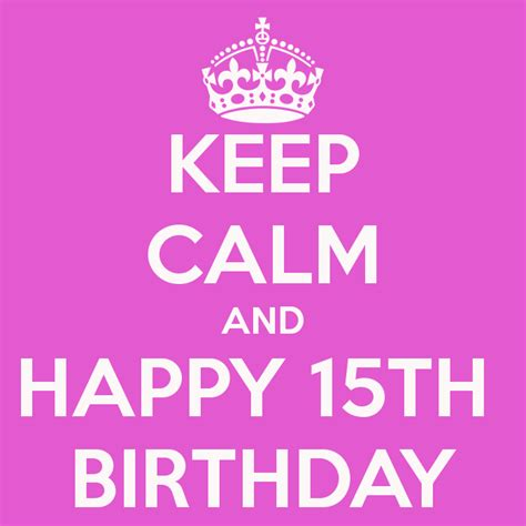 Happy Birthday 15 Quotes Special Occasions On Pinterest 15th Birthday Father S