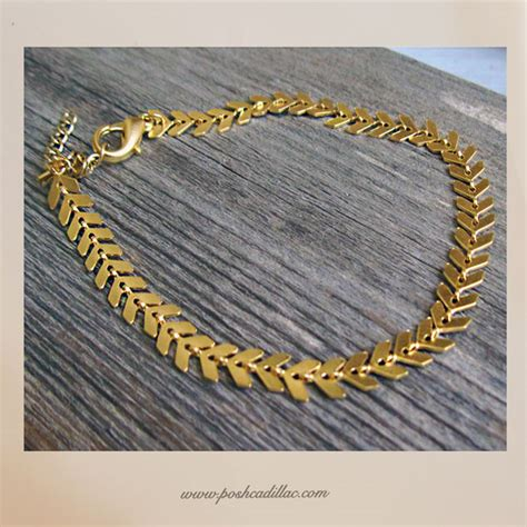 chain pattern in gold unisex adjustable chain ancient greek roman pattern gold