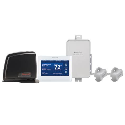 prestige 2 0 comfort system thermostat home automation honeywell high efficiency