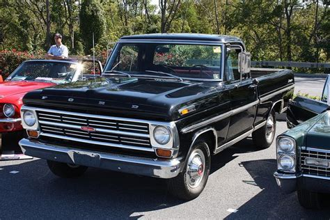 0 1969 pickup trucks old car and truck pictures 1968 ford f 100 ranger styleside pickup ford trucks and ford