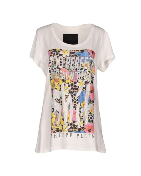 3 1 Phillip Lim T Shirt by Lyst 3 1 Phillip Lim T Shirt In White