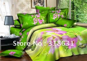 Lime Green And Pink Bedding » Ideas Home Design