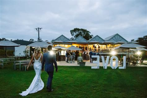 10 Incredible Winery Wedding Venues On The Mornington