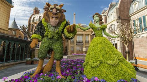 Disney World Flower And Garden Festival 5 Reasons Why We Re Already Excited About The 2018 Epcot International Flower And Garden Festival