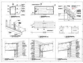 tiny houses blueprints tiny house plans home architectural plans 03