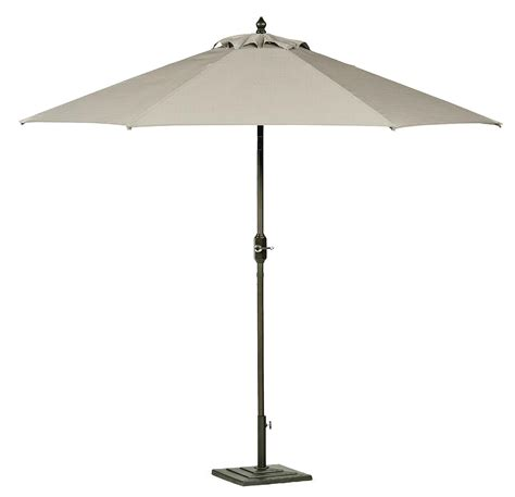 Sears Patio Umbrellas Ty Pennington Style Jefferson 9 Patio Umbrella Outdoor Living Patio Furniture Patio