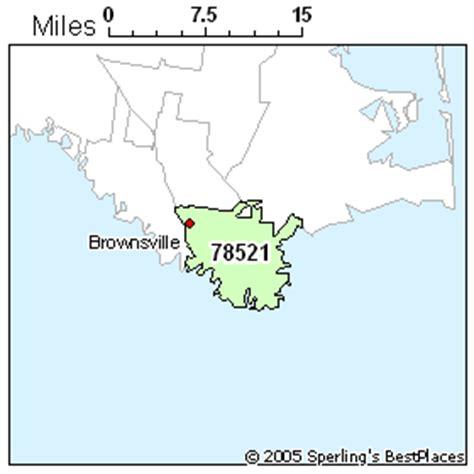 brownsville texas zip code map best place to live in brownsville zip 78521 texas