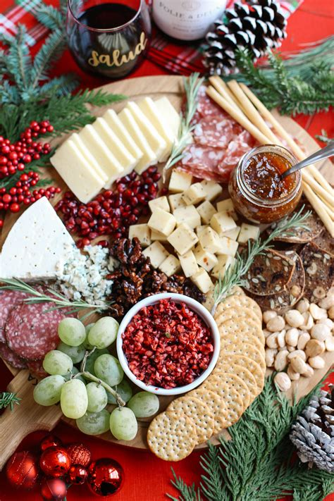 create  perfect holiday cheese board eat  skinny