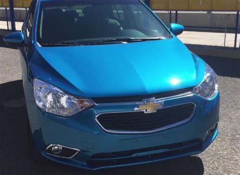 Chevrolet Aveo 2019 by Este Es El Chevrolet Aveo 2019 Para M 233 Xico Autos Actual