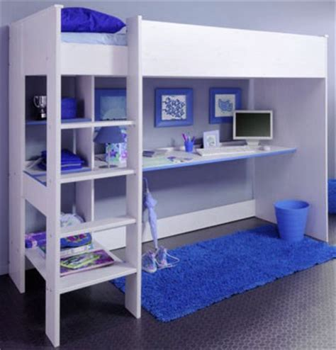 High Sleeper Loft Bed by Buy Cheap High Bunk Bed Compare Beds Prices For Best Uk