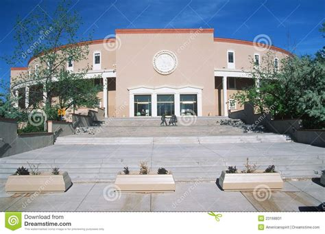 new mexico state capitol editorial stock image image of state capitol of new mexico stock image image 23168831