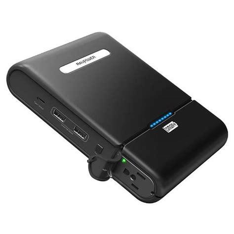 Ac Mini Usb Portable 2 Jendela Ac Duduk Portable Blower ravpower usb portable charger with ac outlet and usb c port gadgetsin