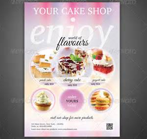 Cake Flyer Template Free by Cake Flyer Templates Cake Ideas And Designs