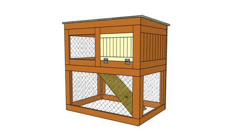 indoor rabbit hutch plans howtospecialist   build