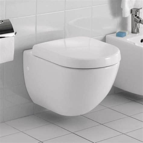 villeroy and boch toilet nz villeroy boch subway soho wall hung toilet bathrooms