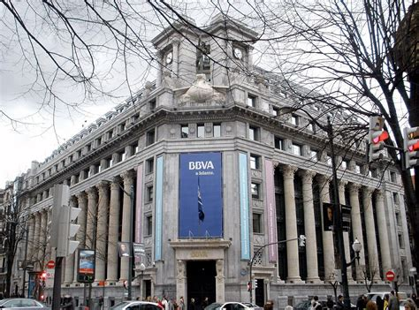 bbva oficina central banco bilbao vizcaya argentaria wikipedia