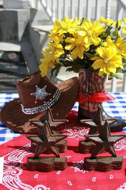 volunteer appreciation dinner centerpieces 89 best images about cowgirl party on pinterest pink