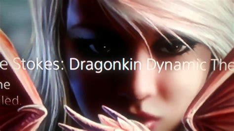 ps4 themes bug loop bug ps4 anne stokes dragonkin theme youtube